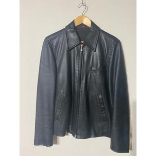 ポールスミス(Paul Smith)のpaulsmith ps lether jacket レザー ジャケット(レザージャケット)