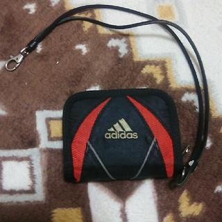 アディダス(adidas)のアディダス 2つ折り財布 (折り財布)
