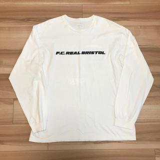 エフシーアールビー(F.C.R.B.)の【着画あり】FCRB ロンT Tシャツ ロゴT F.C.R.B(Tシャツ/カットソー(七分/長袖))