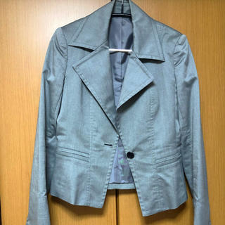 アトリエサブ(ATELIER SAB)のレディース パンツスーツ グレー(スーツ)