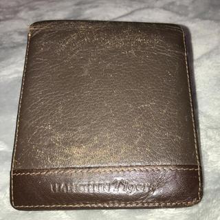 ハンシンタイガース(阪神タイガース)の折りたたみ財布(折り財布)