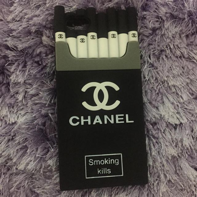 CHANEL iphone caseの通販 by 海外ブランド❤︎|ラクマ