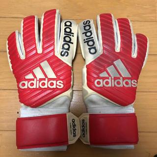 アディダス(adidas)のゴールキーパーグローブ9号(サッカー)