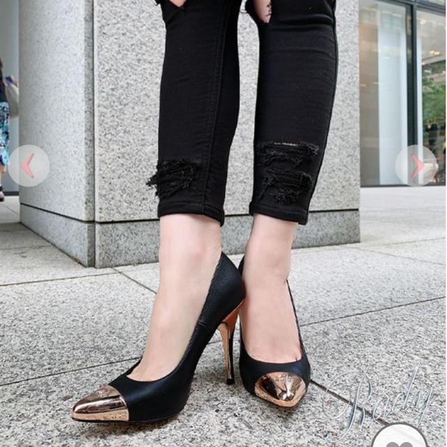 Rady(レディー)のRady先金レザーパンプス レディースの靴/シューズ(ハイヒール/パンプス)の商品写真