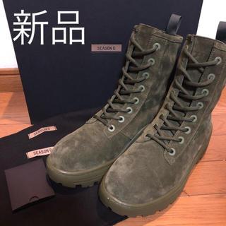 フィアオブゴッド(FEAR OF GOD)の新品 YEEZY SEASON 6 COMBAT BOOT 41サイズ(ブーツ)