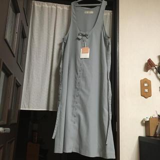 ケティ(ketty)のケティジャンパースカート☆サイズM(ロングワンピース/マキシワンピース)