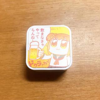 ポプテピピック ペットボトルキャップ(キャラクターグッズ)