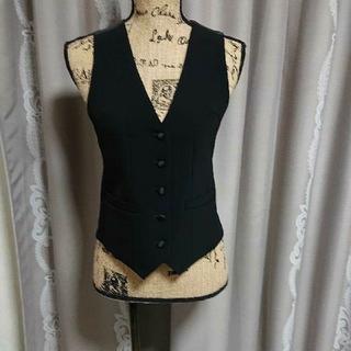 ダブルスタンダードクロージング(DOUBLE STANDARD CLOTHING)の~最終価格セール~新品・未使用!ダブルスタンダードクロージングベスト(ベスト/ジレ)