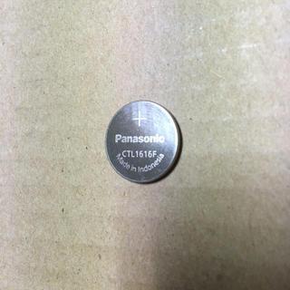 パナソニック(Panasonic)のPanasonic CTL1616f G-SHOCK タフソーラー 交換用充電池(腕時計(デジタル))
