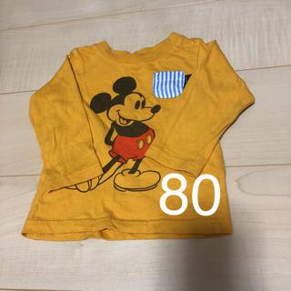 アンパサンド(ampersand)のミッキー  長袖Tシャツ(Tシャツ)