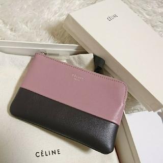 celine - CELINE   コイン&カードパース オン チェーン