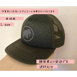 マムート(Mammut)のマムート     メッシュ  キャップ  帽子(キャップ)