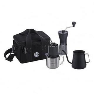 スターバックスコーヒー(Starbucks Coffee)のスターバックス :コーヒーセット ロゴ スタバ 台湾(調理道具/製菓道具)