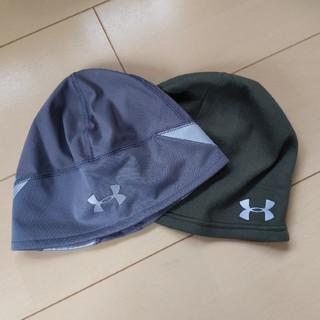 アンダーアーマー(UNDER ARMOUR)のジュニア用ビーニー(帽子)