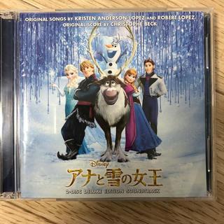 アナトユキノジョオウ(アナと雪の女王)のアナと雪の女王 CD(アニメ)