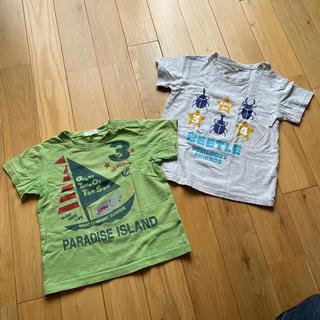 サンカンシオン(3can4on)の3can4on Tシャツ 95㎝(Tシャツ/カットソー)