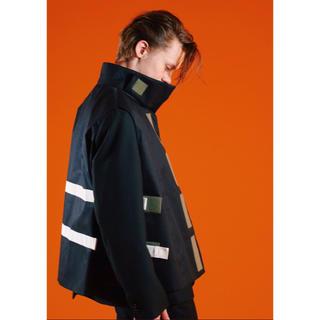 ジョンローレンスサリバン(JOHN LAWRENCE SULLIVAN)のlittlebig 17aw armor vest(ダウンベスト)