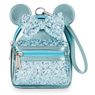 ディズニー(Disney)のディズニー Disney US公式商品 ミニーマウス アレンデール王国 (ボディバッグ/ウエストポーチ)