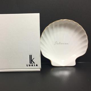 セイコー(SEIKO)の[新品] LUKIA シェル型 ミニ皿 アクセサリー入れ(小物入れ)