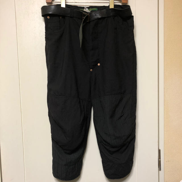 Paul Harnden(ポールハーデン)のPaul Harnden Belt Jean ポールハーデン  ベルトジーン メンズのパンツ(サルエルパンツ)の商品写真