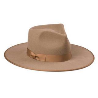ルームサンマルロクコンテンポラリー(room306 CONTEMPORARY)のLack of color同型☆Teak hat (ハット)