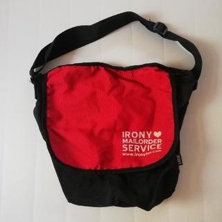 アイロニー(IRONY)のアイロニー irony メッセンジャーバック メッセンジャーバッグ(メッセンジャーバッグ)
