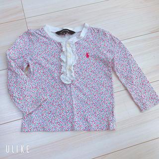 ポロラルフローレン(POLO RALPH LAUREN)のラルフローレンロンT カットソー 小花柄90(Tシャツ/カットソー)