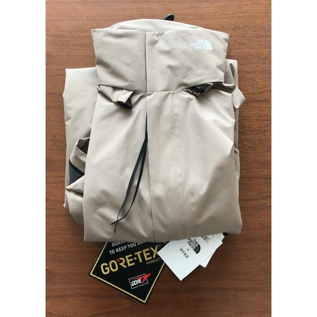 HYKE(ハイク)のTHE NORTH FACE × HYKE GTX Military Coat メンズのジャケット/アウター(ミリタリージャケット)の商品写真