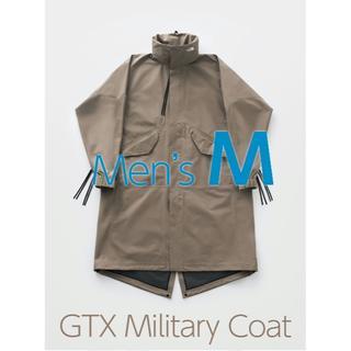 HYKE - THE NORTH FACE × HYKE GTX Military Coat