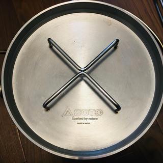 シンフジパートナー(新富士バーナー)のタイムセール!!!! ソト ステンレスダッチオーブン (調理器具)