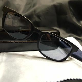 アヤメ(Ayame)の【極美品】鯖江製Buddy optical〝g〟シリーズ眼鏡フレーム×サングラス(サングラス/メガネ)