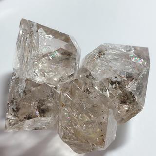 NO.147 ハーマキーダイヤモンド 水晶 種(彫刻/オブジェ)