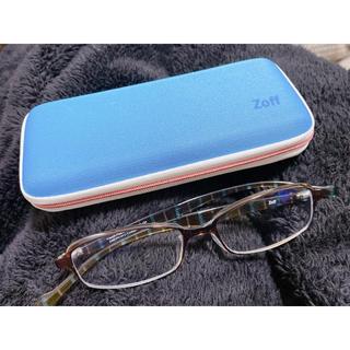 ゾフ(Zoff)のzoff ブルーライトカット眼鏡(サングラス/メガネ)