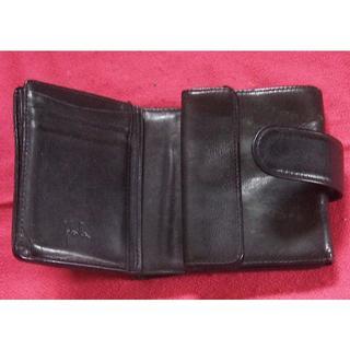 シビラ(Sybilla)の《Sybilla シビラ》本牛皮の二つ折りオールインワンウォレット(財布)(折り財布)