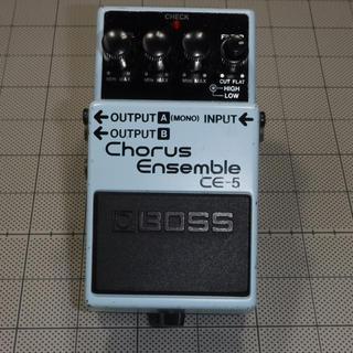 ボス(BOSS)のBoss CE-5 アナログ回路(ピンクラベル)(エフェクター)