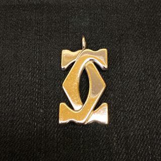 カルティエ(Cartier)のCartier(カルティエ) ダブルC ペンダントトップ(ネックレス)