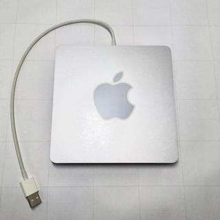 アップル(Apple)のapple usb SuperDrive(PC周辺機器)