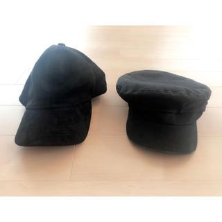 ザラ(ZARA)のZARA❤️セット販売‼️キャスケット 帽子 キャップ(キャップ)