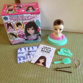 メガハウス(MegaHouse)のヘアメイクアーティスト・ヘアカットデビュー(ぬいぐるみ/人形)