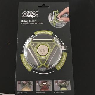ジョセフジョセフ(Joseph Joseph)のジョセフジョセフ Joseph Joseph ロータリーピーラー ピーラー(調理道具/製菓道具)