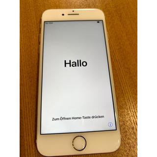 アップル(Apple)のAkiko様専用docomo iphone7 128GB SIMフリー gold(スマートフォン本体)