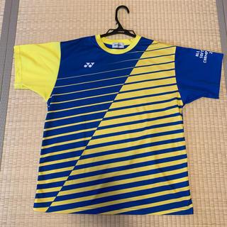 ヨネックス(YONEX)のヨネックス ソフトテニス 関東大会記念Tシャツ(ウェア)