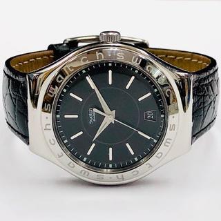 スウォッチ(swatch)のswatch スウォッチ YAS402 自動巻き腕時計 カレンダー付(腕時計(アナログ))