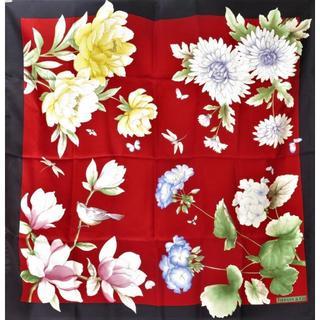 ティファニー(Tiffany & Co.)のティファニー シルクスカーフ イタリア製 TIFFANY & Co.(バンダナ/スカーフ)