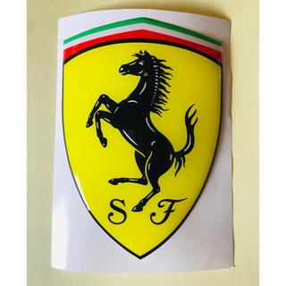 Ferrari - FERRARI フェラーリ スクーデリア ステッカー