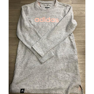 アディダス(adidas)のワンピース アディダス サイズ160cm(ワンピース)
