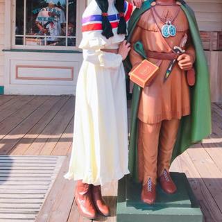 ディズニー(Disney)の美品♡タイガーリリー 衣装 コスプレ(衣装一式)