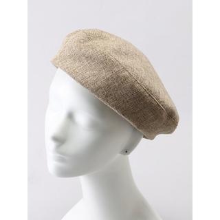ジーナシス(JEANASIS)の新品JEANASIS❤︎ザツザイベレー帽(ハンチング/ベレー帽)