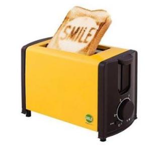 フランフラン(Francfranc)の☆新品&未使用☆Francfranc ポップアップトースター(SMILE)(調理機器)
