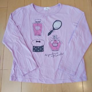 サンカンシオン(3can4on)の3can4on長袖シャツ130㎝(Tシャツ/カットソー)